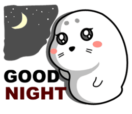 baby seal dodo(part1) sticker #7069793