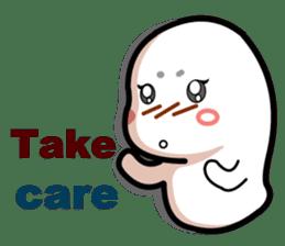 baby seal dodo(part1) sticker #7069819