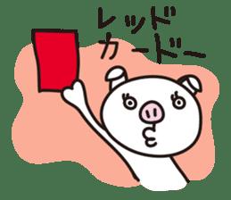 pig, sticker #7069867