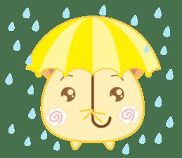 Lupy the Yellow sticker #7070736