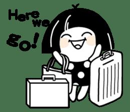 Warako will go on a trinp to Hawaii. sticker #7071528