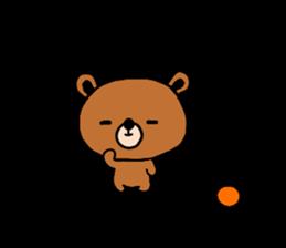 bear kuman sticker #7074128
