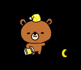 bear kuman sticker #7074129
