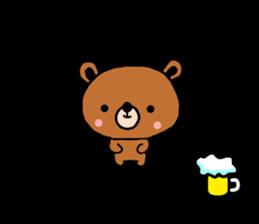 bear kuman sticker #7074130