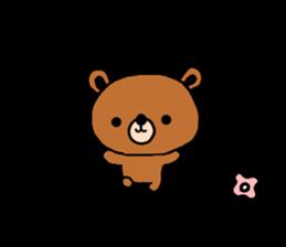 bear kuman sticker #7074131