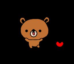 bear kuman sticker #7074132