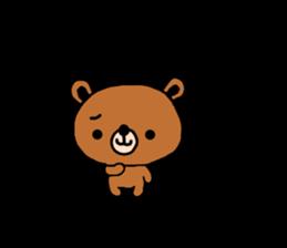 bear kuman sticker #7074133