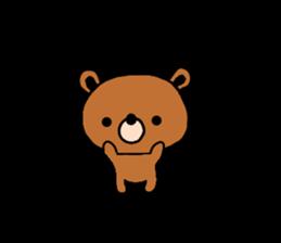 bear kuman sticker #7074137