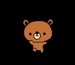 bear kuman sticker #7074138