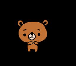 bear kuman sticker #7074145