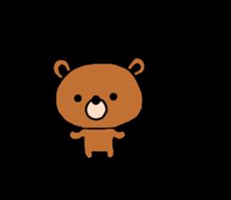 bear kuman sticker #7074148