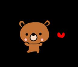 bear kuman sticker #7074149