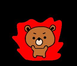bear kuman sticker #7074157