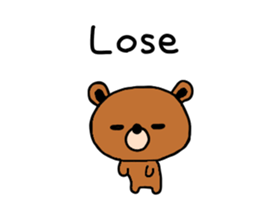bear kuman sticker #7074158