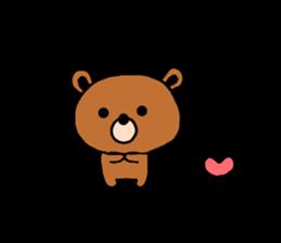 bear kuman sticker #7074161