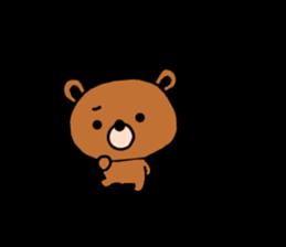 bear kuman sticker #7074164