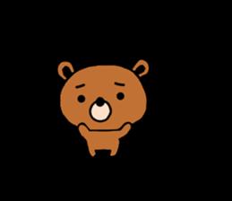 bear kuman sticker #7074165