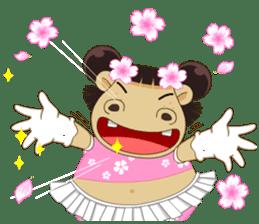 Hippo (Eng) sticker #7074810