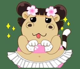 Hippo (Eng) sticker #7074841