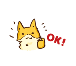 The story of Fox 1-2 (emotions) sticker #7076732