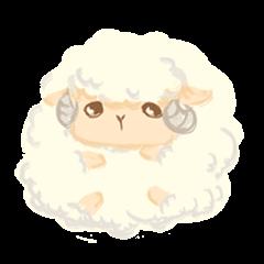 Little Fat Sheep