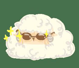 Little Fat Sheep sticker #7077905
