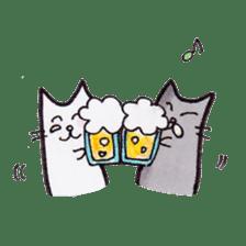 Meow Gatsby! sticker #7088001