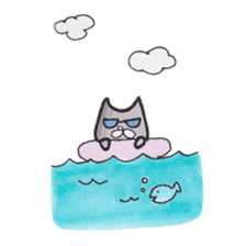 Meow Gatsby! sticker #7088002