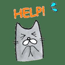 Meow Gatsby! sticker #7088035