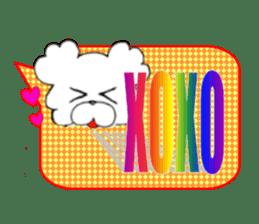 Internet slang of English(Meloo&Nero) sticker #7088241
