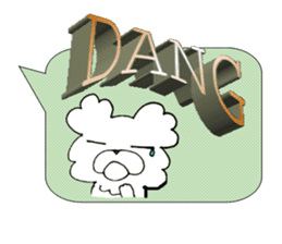 Internet slang of English(Meloo&Nero) sticker #7088263