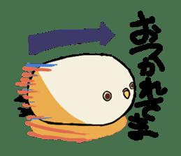 TAMAGOTORI sticker #7088328