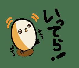 TAMAGOTORI sticker #7088358
