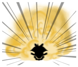 Goat of shade vol.7 sticker #7088844