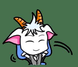 Goat of shade vol.7 sticker #7088846