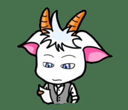 Goat of shade vol.7 sticker #7088853