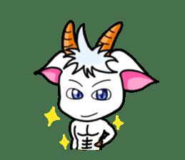 Goat of shade vol.7 sticker #7088861
