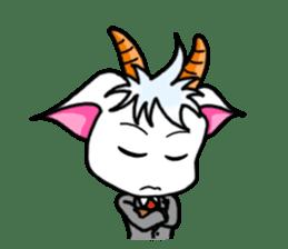 Goat of shade vol.7 sticker #7088870