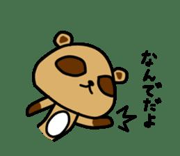 Pon Kun vol.2 sticker #7089258