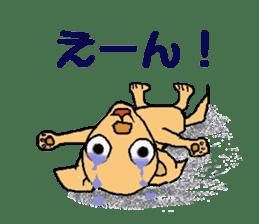 Chihua-tan of chihuahua sticker #7089592