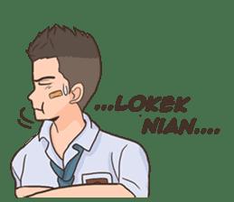 Kawan Lamo sticker #7090844