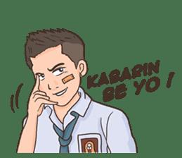Kawan Lamo sticker #7090850