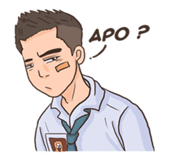 Kawan Lamo sticker #7090854