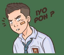 Kawan Lamo sticker #7090855