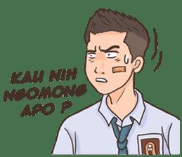 Kawan Lamo sticker #7090858
