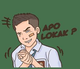 Kawan Lamo sticker #7090862