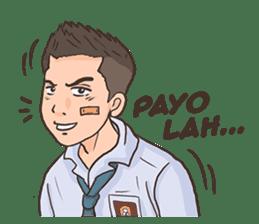Kawan Lamo sticker #7090863