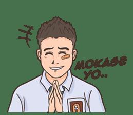 Kawan Lamo sticker #7090864