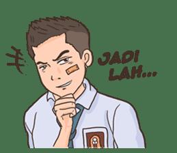 Kawan Lamo sticker #7090866
