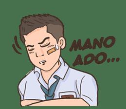 Kawan Lamo sticker #7090870